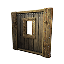 Insulated Wooden Frame