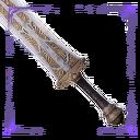 Flawless Bloodletter Sword