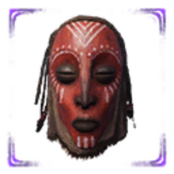 Mask of the Witch Doctor