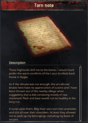 Torn Page - Specialist Cooking II.png