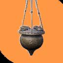 Turanian Hanging Lamp