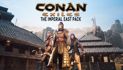 The Imperial East Pack DLC key art