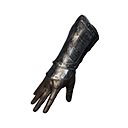 Exceptional Black Knight Gauntlets