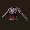 Exceptional Poitain Campaign Chestplate