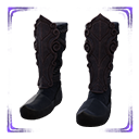 Lemurian Warrior Boots