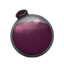 Icon dying vial dark magenta dye.png