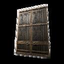 隔热木质大门