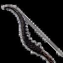 Icon dragonhorn bow black.png