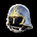 Exceptional Poitain Footman Helm