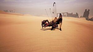 Sand Reaper (yellow)