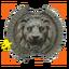 Warriors Lion Shield