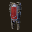Poitain Cavalier Greaves