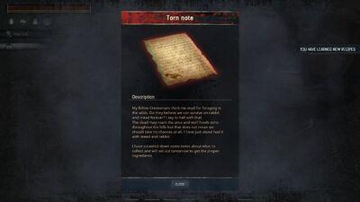 Cooking IV lore.jpg