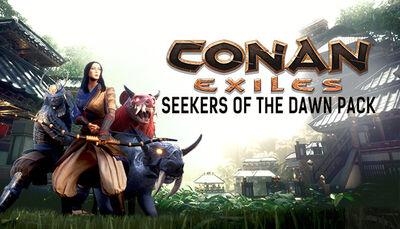 Seekers of the Dawn Pack DLC key art