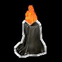 Black Candle Stub