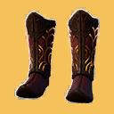 Flawless Khitan Captain Boots