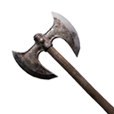 Iron War Axe