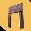 Khitan Gate Frame