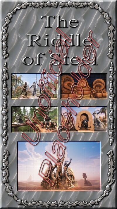 The Riddle of Steel DLC collage