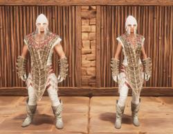 Sobek's Armor
