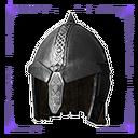 Exceptional Cimmerian Steel Helmet