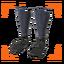 Obsidian Shin Guards
