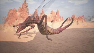 Sand Reaper Hive Queen
