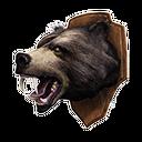黑熊战利品