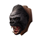 Gray Ape Trophy