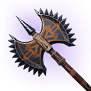 Flawless Pictish War-Axe