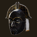 Exceptional Slaveforged Ceremonial Facemask