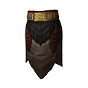 Flawless Vanir Fur Tasset
