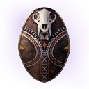Flawless Pictish Shield