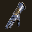 Exceptional Poitain Cavalier Gauntlets