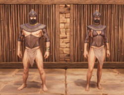 Scorpion Armor