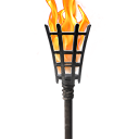 Protected Torch