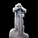 Kinscourge Statue