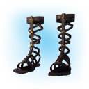 Flawless Aquilonian Scout Sandals