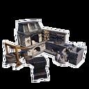 Garrison Blacksmith's Bench