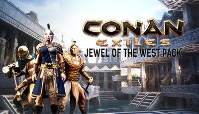 Jewel of the West Pack DLC key art