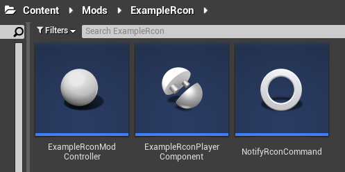 ExampleRcon Assets