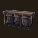 Tavern Counter Straight