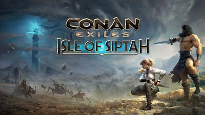 Isle of Siptah DLC key art