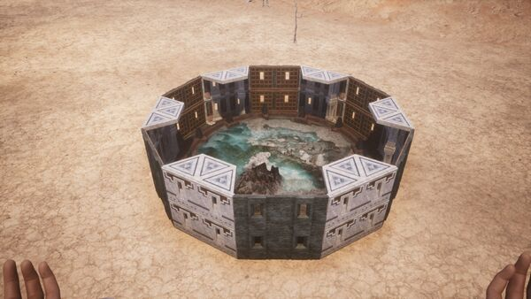 How To Close A Map Room Official Conan Exiles Wiki