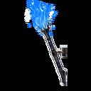 巫火掛壁式火把