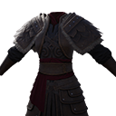 Hyrkanian Raider Brigandine