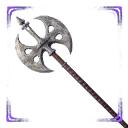 Exceptional Barbaric Great Axe