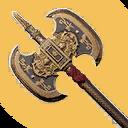 Flawless Khitan War-axe