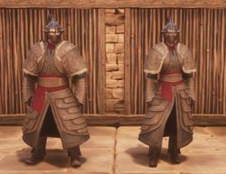 Hyrkanian Raider