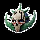 Grey One Mask
